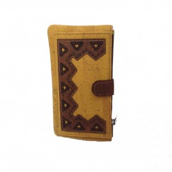 Monedero Tribal Naranja