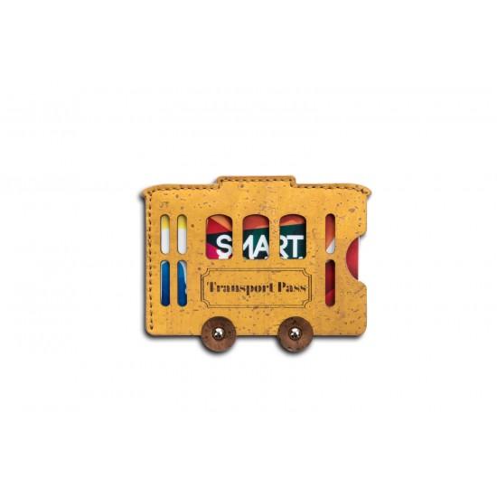 Tarjetero Autobus