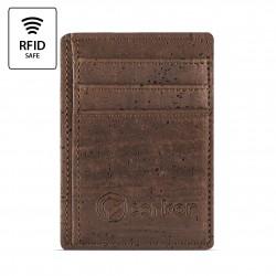 Billetero tarjetero con RFID